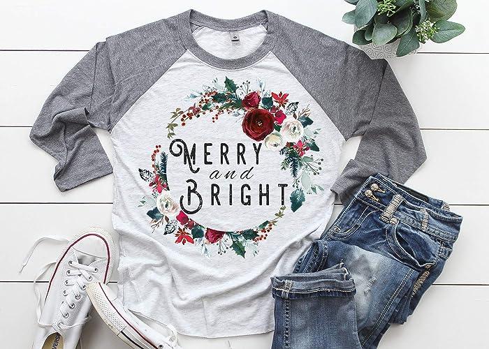 b2d516e0a7a Amazon.com  Merry and Bright