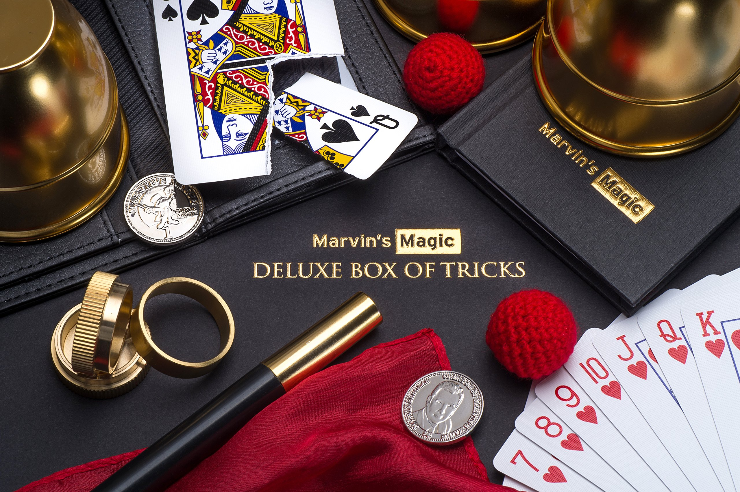 Marvin's Deluxe Box of Tricks by Marvin's Magic (Image #3)