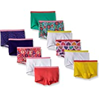 Fruit of the Loom Little Girls' Assorted Boyshort (Pack of 11)