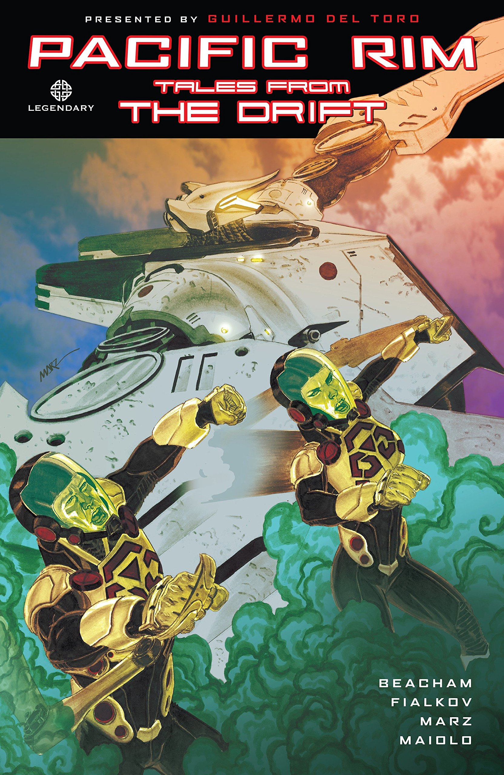 Read Online Pacific Rim: Tales From The Drift pdf