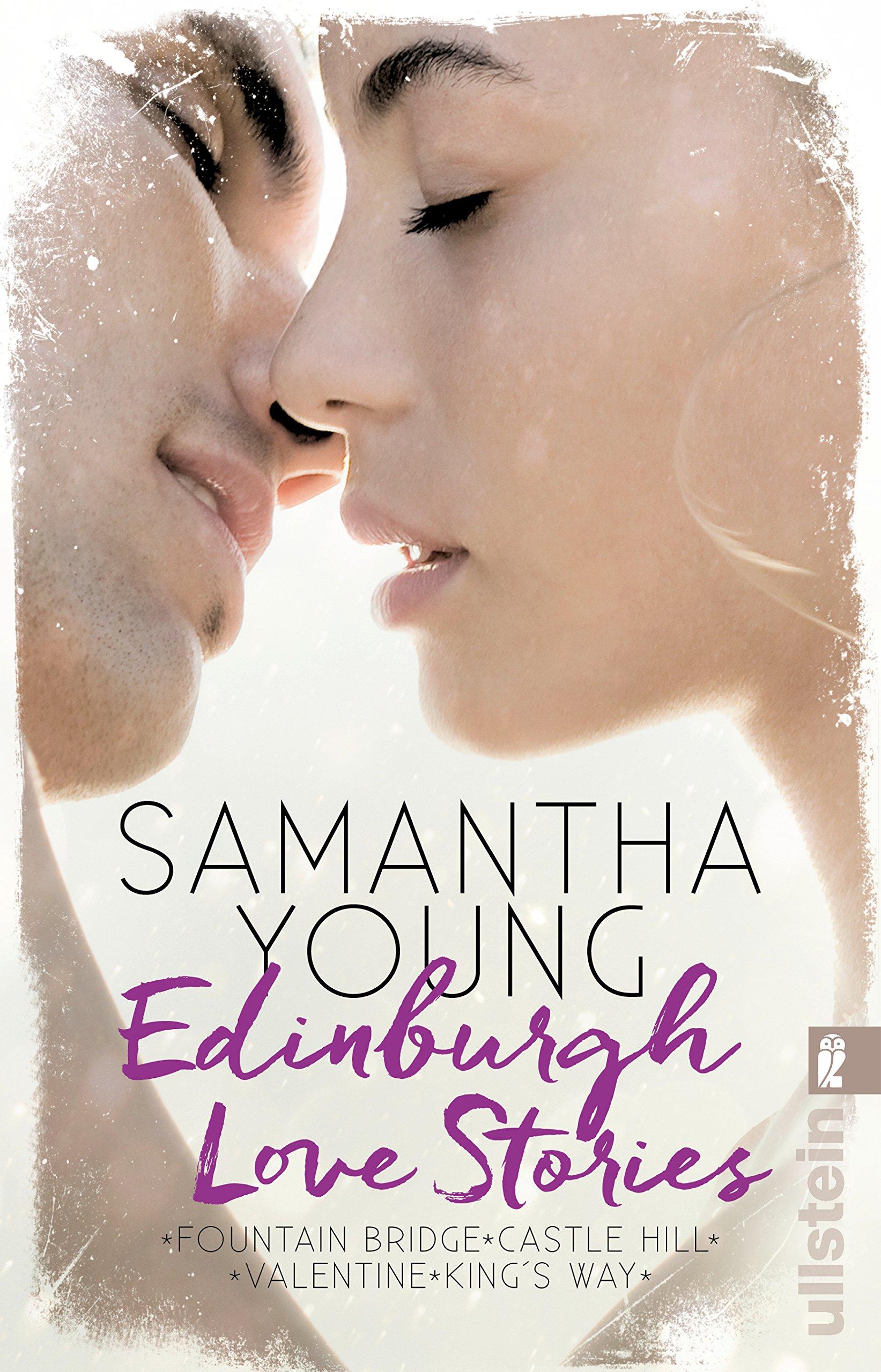 Edinburgh Love Stories: Alle E-Novellas erstmals im Taschenbuch