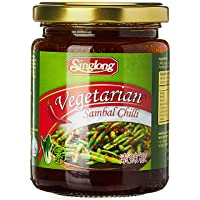Sing Long Vegetarian Sambal Chilli, 230g