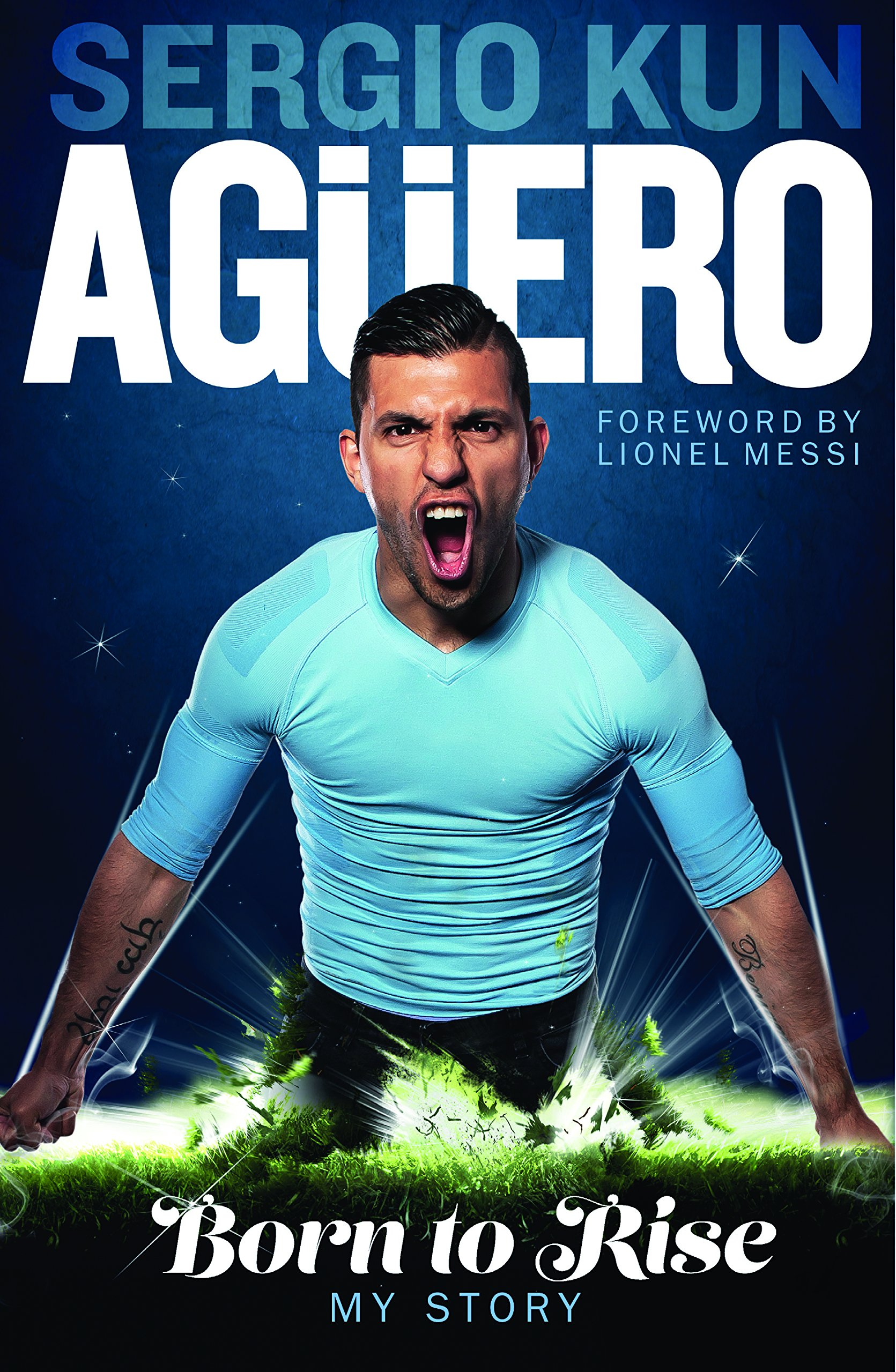 sergio aguero autobiography download