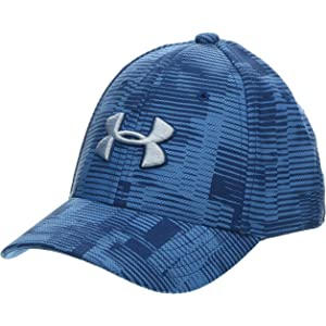 low priced c0335 842b2 Under Armour Boys  Printed Blitzing 3.0 Cap