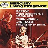 Bartok-Concerto Violon N 1-Men