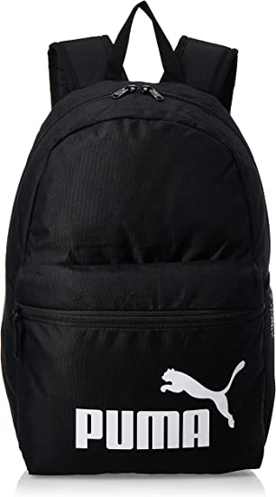 Puma Phase Backpack Backpack, Unisex adulto, Puma Black, OSFA ...