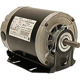 A.O. Smith GF2034 1/3 hp, 1725 RPM, 115 volts, 48/56 Frame, ODP, Sleeve Bearing Belt Drive Blower Motor