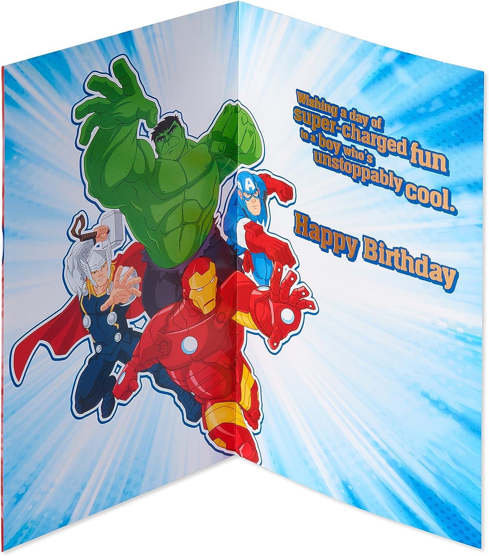 Amazon.com: Saludos americanos, Tarjeta de cumpleaños de los ...