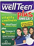 Vitabiotics Wellteen Plus - 56 Tablets/Capsules