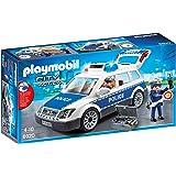 Playmobil 6920 Voiture de police avec gyrophare et sirène