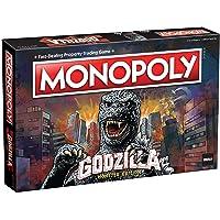 Monopoly Godzilla   Based on Classic Monster Movie Franchise Godzilla   Collectible...
