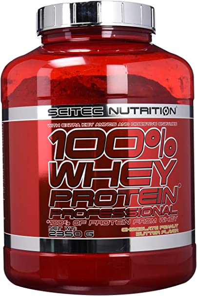 Scitec Nutrition Whey Protein Professional proteína chocolate-cacahuete 2350 g