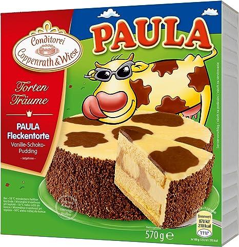 Coppenrath kuhflecken torte