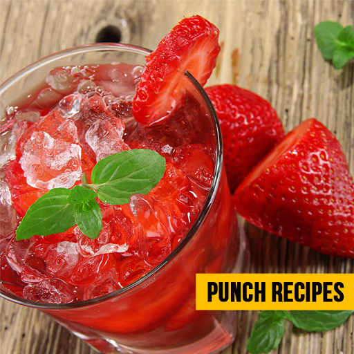 Refreshing Punch Recipes (Easy Alcoholic Drinks For Halloween)