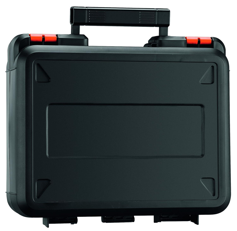 BLACK+DECKER EGBL18K-QW - Taladro atornillador 18V, con batería de litio 1.5Ah y maletín