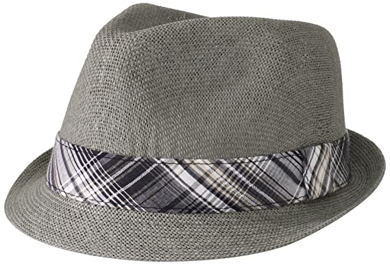 862d219071f30 Cubavera Men sToyo Paper Fedora Hat