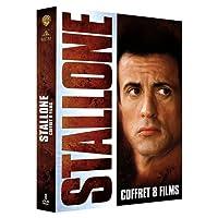 Stallone: Creed + Cobra + Demolition Man + Match retour + À nous la victoire + Tango & Cash + Assassins + L'expert [Francia] [DVD]