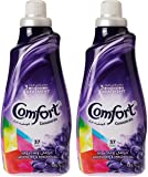Comfort Concentrated Fabric Softener Lavender & Magnolia, 1.5L (Pack of 2)