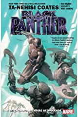 Black Panther Book 7: The Intergalactic Empire Of Wakanda Part Two: The Intergalactic Empire of Wakanda Part 2 (Black Panther (2018-)) Kindle Edition