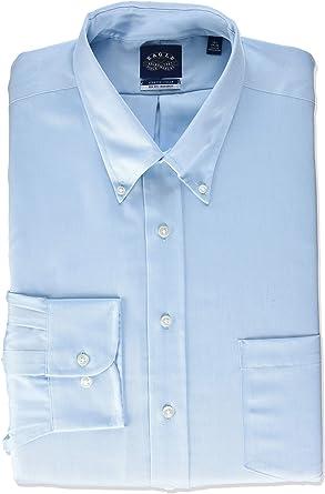 Eagle Non Iron Stretch Camisa de Vestir para Hombre