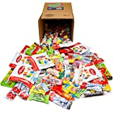 Your Favorite Mix of Popular Candy! 3 Pounds of Skittles, Blow Pop's, Tootsie Rolls, Mike & Ike's, & More.(Packed in a Small 6 inch cube box)