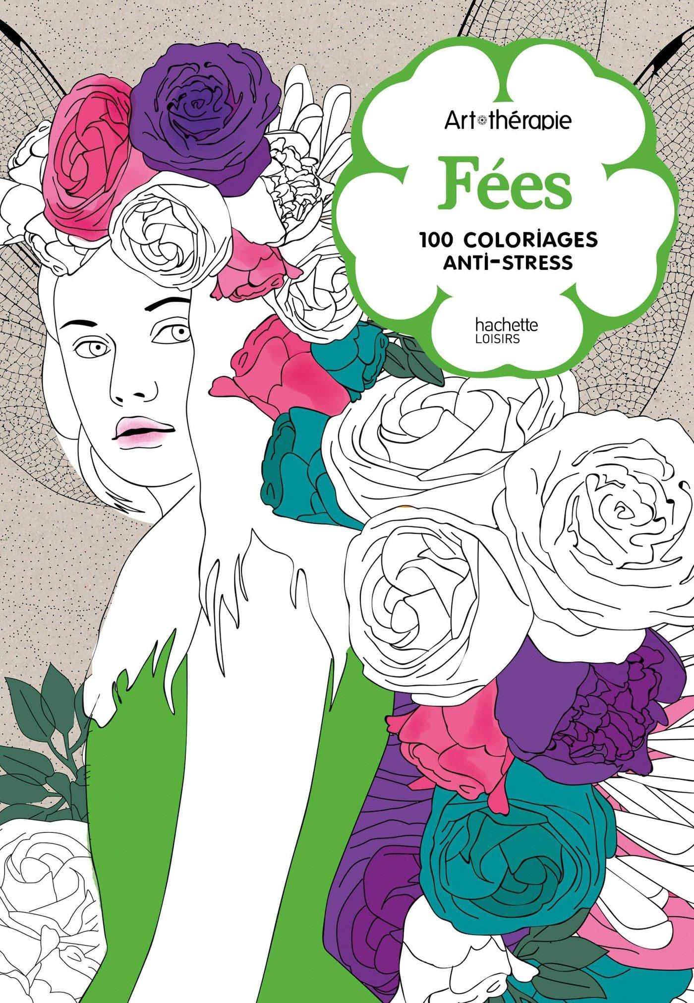 fes 100 coloriages anti stress amazonfr collectif livres - Livre De Coloriage Anti Stress