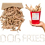 Sweet Potato Fries for Dogs - Vegan & Gluten-Free Dog Treats Made in the USA Only, Limited Ingredient Organic Superfood