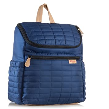 6825e78f7df8 Amazon.com   Diaper Bag Backpack with Stroller Straps. Baby Diaper Backpack  for Women
