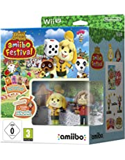 Animal Crossing: Amiibo Festival (Incluye 2 Figuras Amiibo + 3 Tarjetas Amiibo)