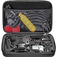 Neewer Shockproof Carrying Case Compatible with GoPro Hero 9 8 Max 7 6 5 4 Black GoPro 2018 Insta360 DJI AKASO APEMAN…