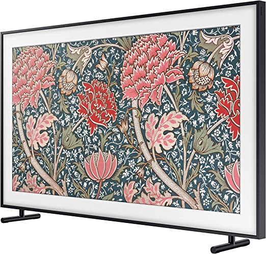 Samsung TV The Frame 2019 - Marco de televisión, Color Negro: Amazon.es: Electrónica