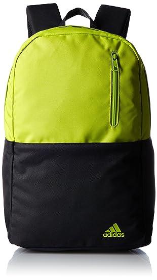 adidas neon backpack