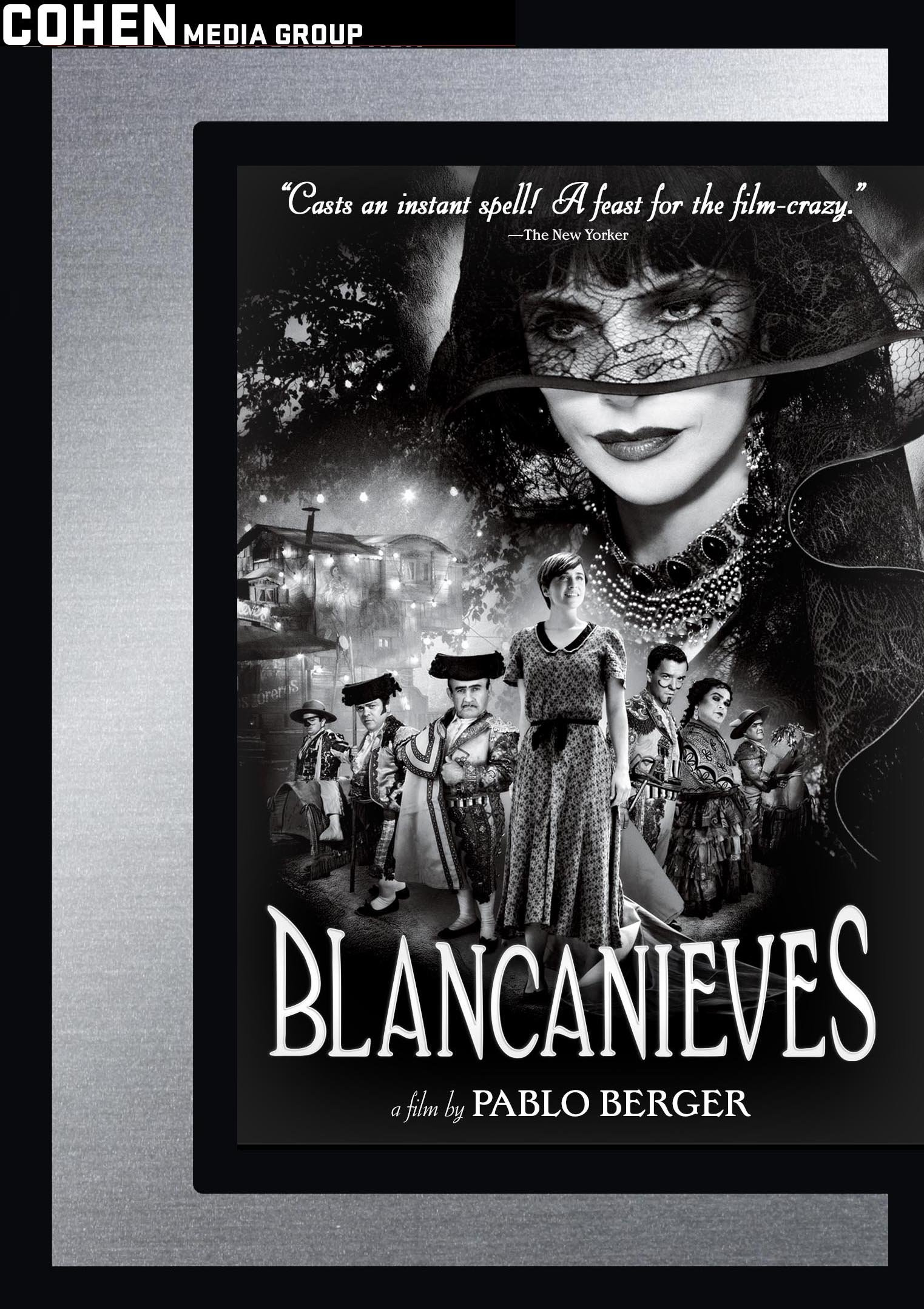 Blancanieves by Sony Pictures Home Entertainment