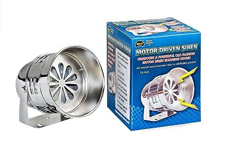 Amazon.com: Wolo (FA-SIREN) Motor Siren - 12 Volt: Automotive on