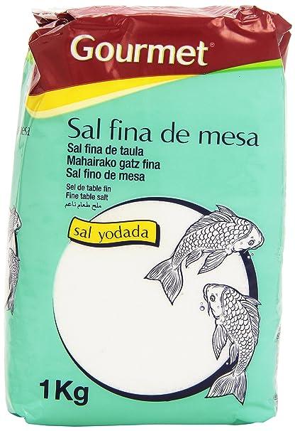 Gourmet Sal Fina de Mesa - 1 Kg