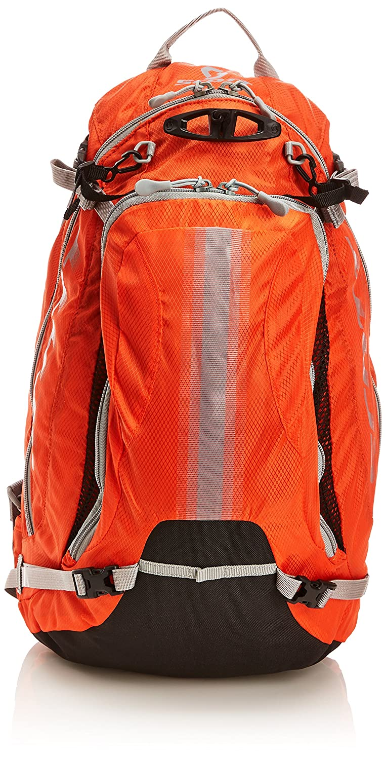 a3255c75a58 Scott Grafter 18 Backpack - Orange Lime Green, 46 x 25 x 17 cm   Amazon.co.uk  Sports   Outdoors