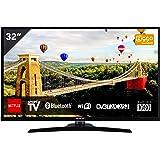 TV LED LG 32LJ510U - 32/81.28CM - HD 1366x768 - DCI-P3 - Audio ...