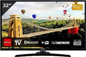 Hitachi 32HE4000 TV de 81 cm (32 Pulgadas) (Full HD, sintonizador ...