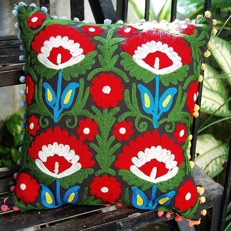 needle work cushion cover home decor cushion cover handmade cushions