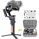 Feiyu AK2000 S Ak2000S 3 Axis Handheld Gimbal Stabilizer for Sony a9 a7 ii a6500 Series Canon 5D Panasonic GH5 GH4 Nikon…