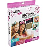 ALEX DIY Big Bow's Hair Accessories, Pink