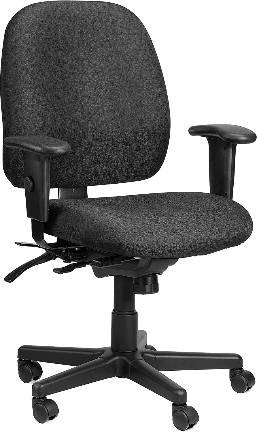 Eurotech Seating 4×4 Multi function Chair, Black