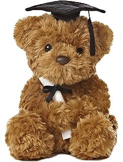 9f86422fa Amazon.com  Aurora World Plush Graduation Bear