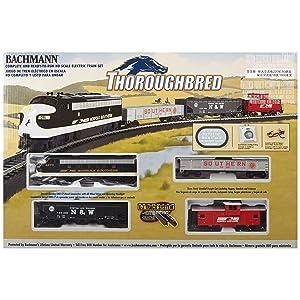 Bachmann Trains Thoroughbred