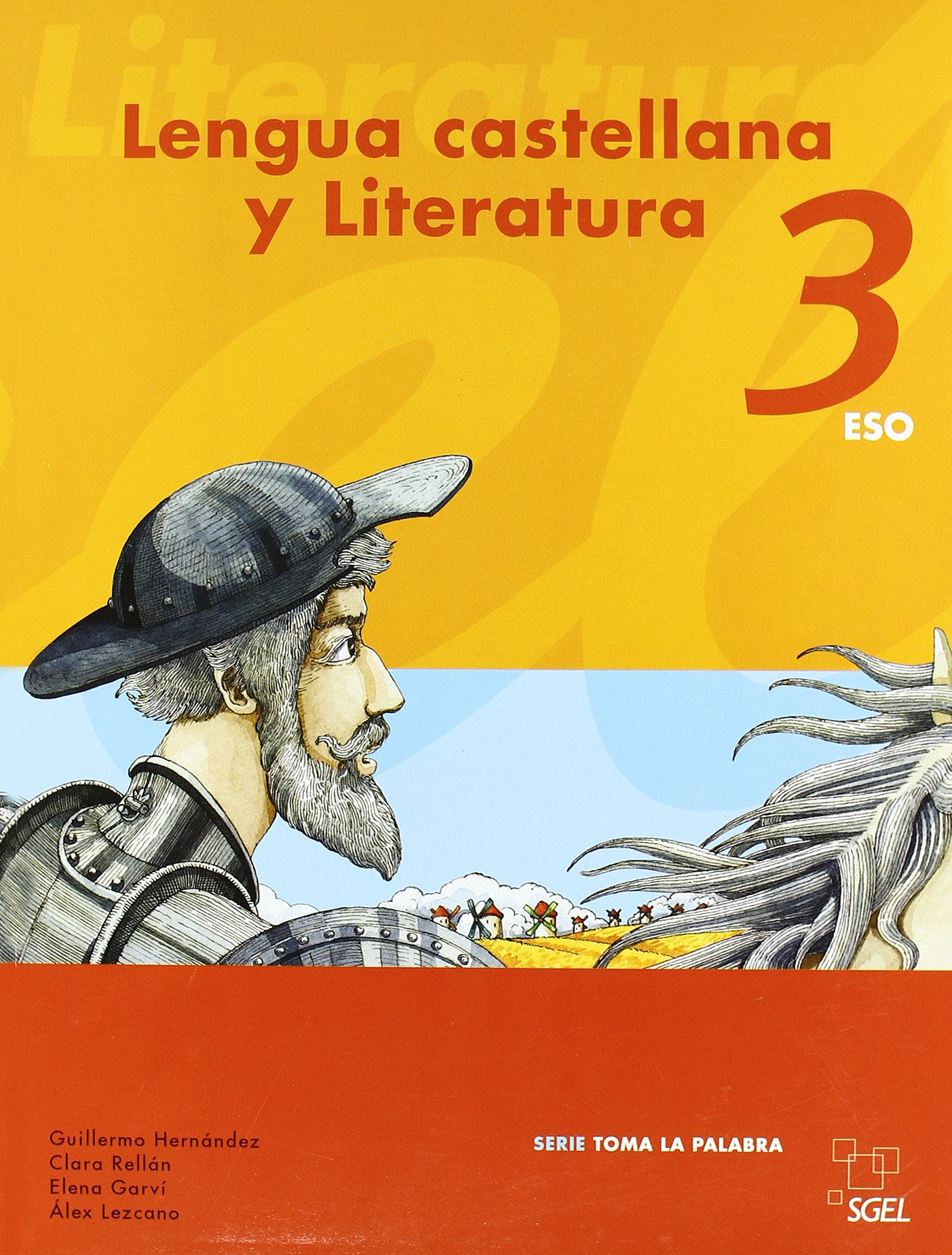 Read Online Lengua Castellana y Literature Secundaria: Lengua 3 ESO Alum Palabra (Lengua ESO) (Spanish Edition) ebook