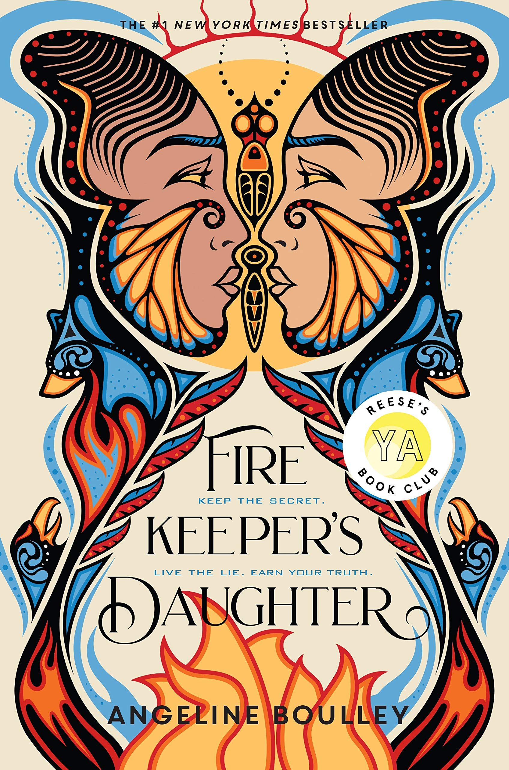 Amazon.com: Firekeeper's Daughter (9781250766564): Boulley, Angeline: Books