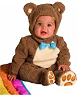Rubie's Costume Infant Noah Ark Collection Oatmeal Bear Jumpsuit Costume
