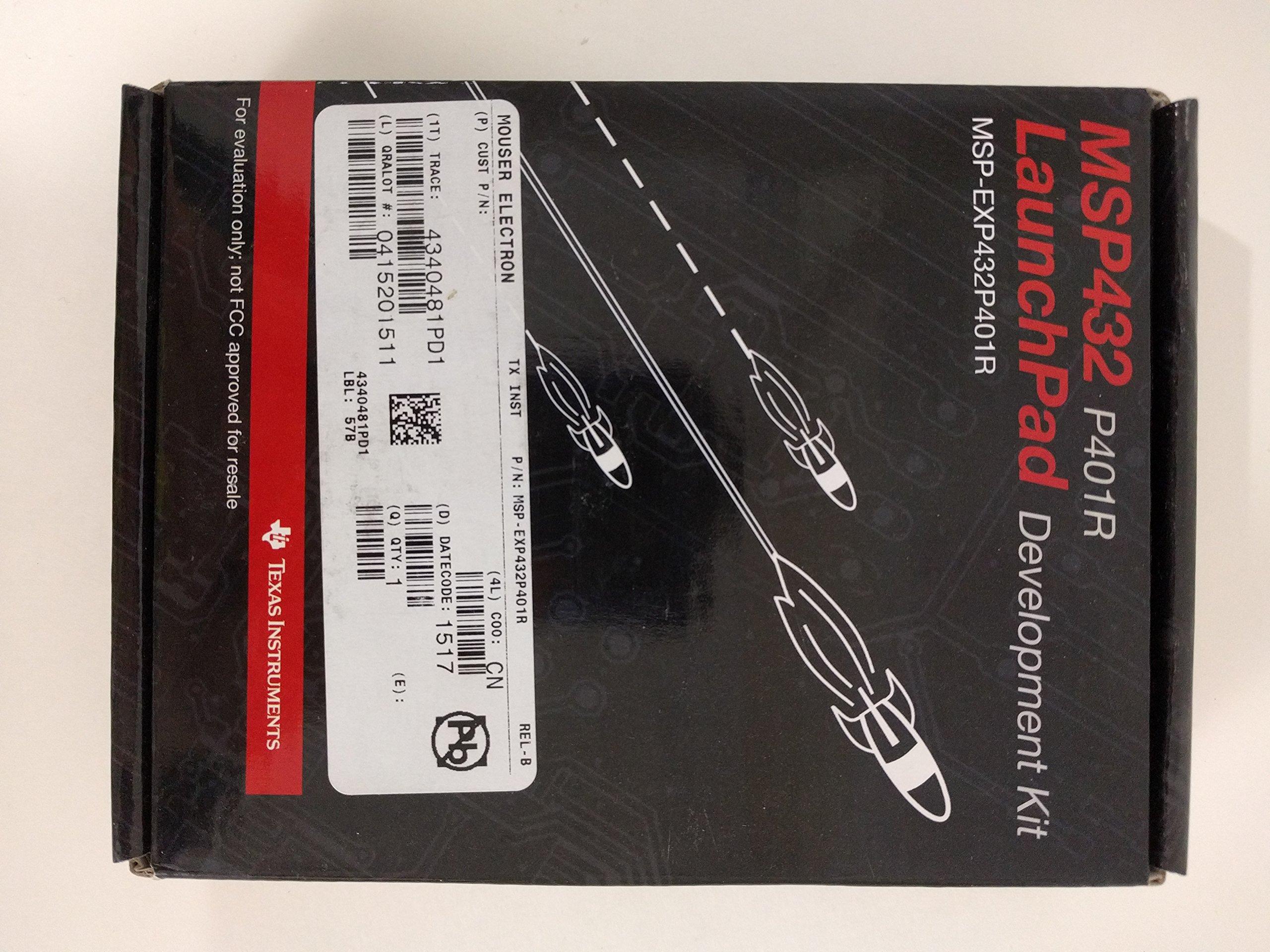 Development Boards & Kits - ARM MSP432 401R - MSP432P401R LaunchPad