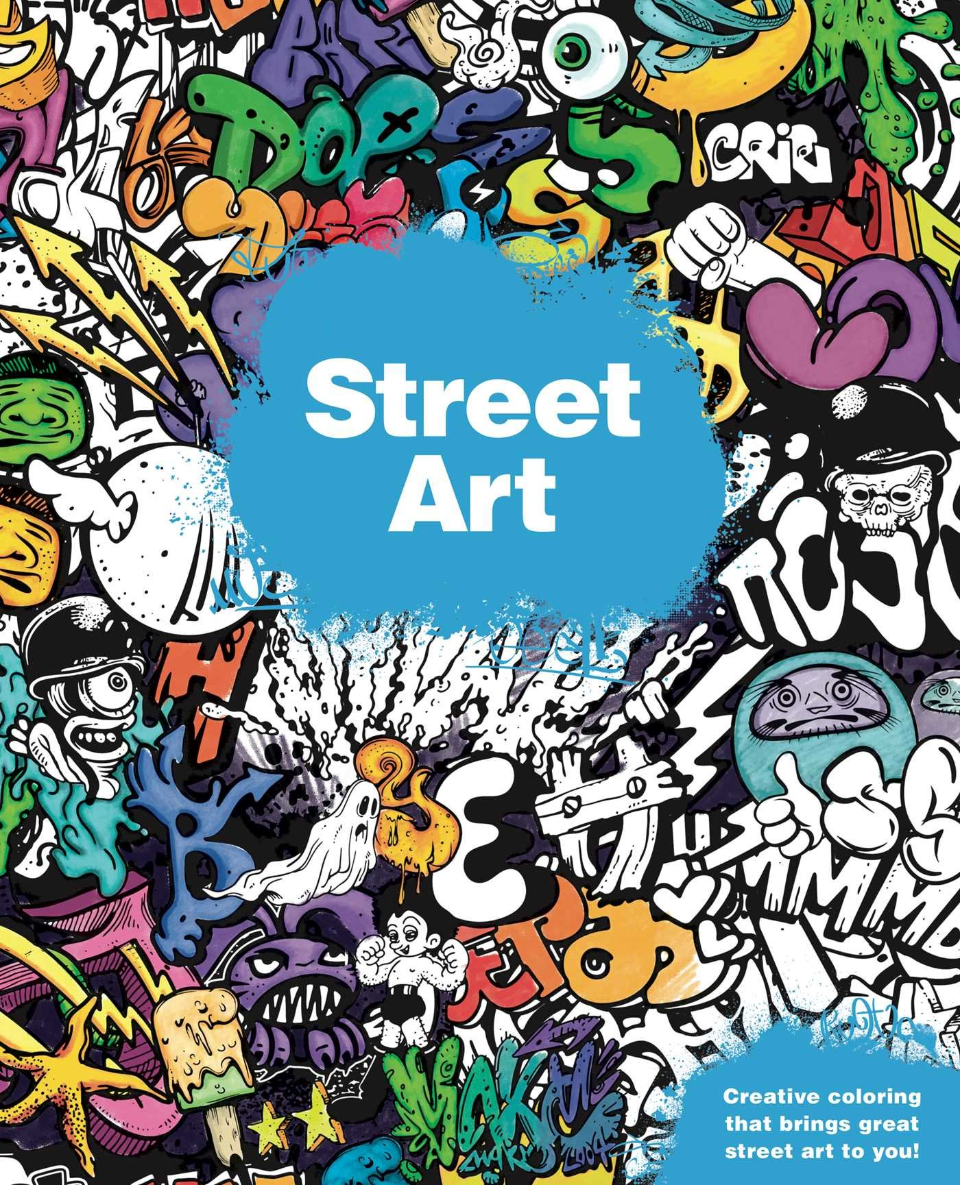 Street Art Sizzle Press product image