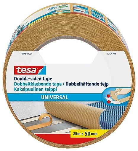 Tesa Deutschland tesa uk universal sided adhesive for fixing carpets 25